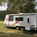 Hiring a Caravan to visit Montana on the Macalister